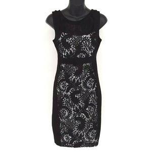 laundry by Shelli Segal Dress Size 2 Sleeveless